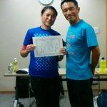 愛知県初のランニングコミュニケーター®認定コーチ誕生
