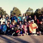2017.12.17(日)【東山三十六峰 マウンテンマラソン アフター クリーンアップイベント】