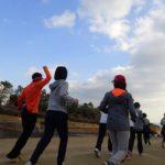4/28~超ビギナーの為の魔法のランニング®スクール2018開講(京都北山・Nadi)